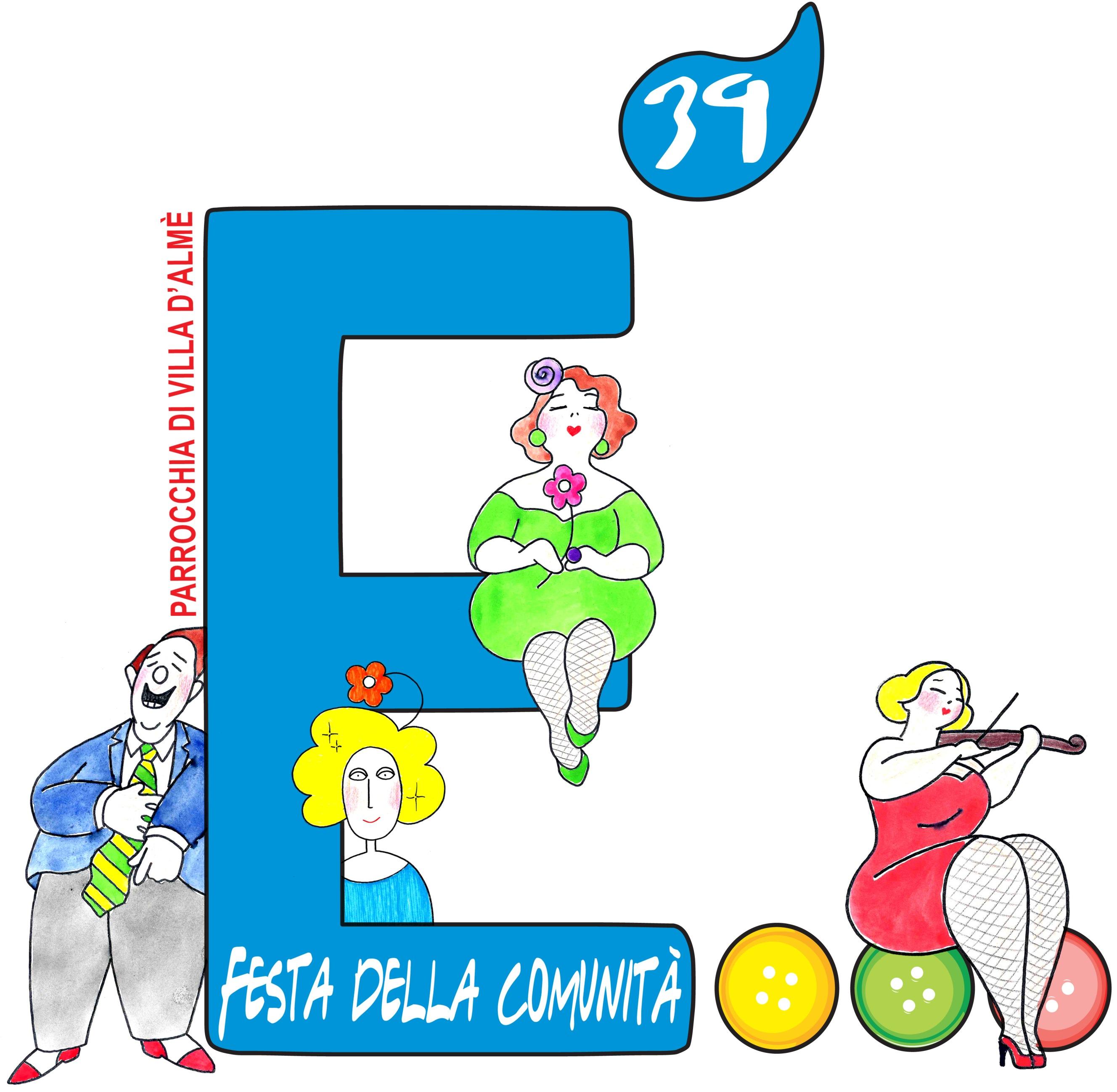 Festa della Comunità - Villa d'Almè