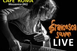 Francesca Soliveri LIVE UNPLUGGED - Mozzanica