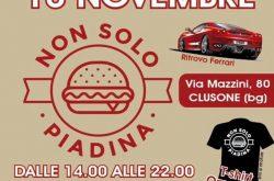Inaugurazione Non Solo Piadina - Clusone