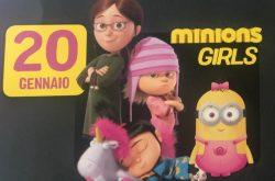 Domenica Al Funky Con Mamma E Papà e Minion Girls - Bergamo