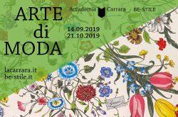 """Arte di Moda"" in Accademia Carrara - Bergamo"