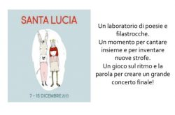 """Canta Lucia"" Teatro Caverna - Bergamo"