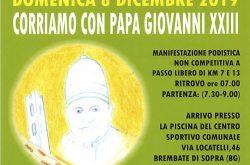 """""""Corriamo con Papa Giovanni"""" - Brembate di Sopra"""