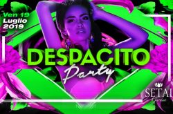 """Despacito"" Setai Discoteca - Orio al Serio"
