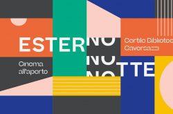 """""""Esterno Notte"""" Cinema all'aperto - Bergamo"""