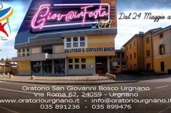 """""""Giovani in Festa"""" Oratorio - Urgnano"""