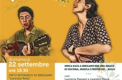 """Guera Morena Duo"" Orto Botanico - Bergamo"