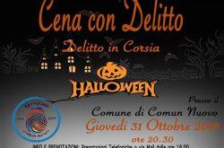 """""""Halloween"""" Cena con Delitto - Comun Nuovo"""