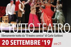 """""""Il teatro comico"""" di Carlo Goldoni - Pagazzano"""