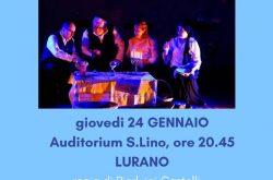 """""""In via della memoria"""" Teatro - Lurano"""