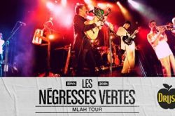 """""""Les Negresses Vertes"""" Concerto al Druso - Ranica"""