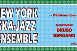 """New York Ska - Jazz Ensemble"" Concerto al Druso - Ranica"