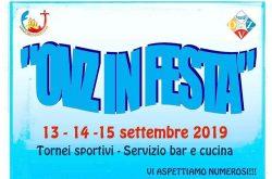 """OVZ in Festa"" Tornei - Verdellino"