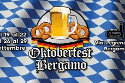 """""""Oktoberfest Bergamo"""" Fabric / Ex Reggiani - Bergamo"""