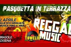 """""""Reggae Music"""" alla Terrazza Mirasole - Dossena"""