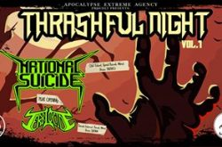 """Thrashful Night "" Concerto UFO - Mozzo"