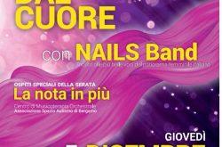 """""""Voci dal Cuore"""" Concerto Avis al Teatro Creberg - Bergamo"""