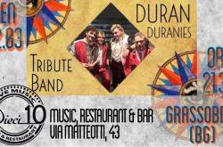 Duran Duranies Live @ DIECI10