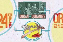 Duran Duranies Live @ Paprika - Dalmine