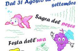 Festa del pesce, festa Dell'uva, e della birra - Canonica D'Adda