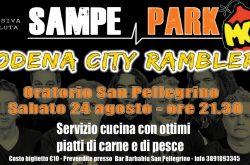 """Modena city Ramblers"" in Concerto - San Pellegrino Terme"