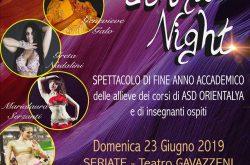 """""""Ethnic Night"""" Spettacolo di Danze Etniche - Seriate"""