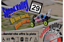 Inaugurazione nuova pista speed valley off ROAD - Cene