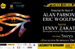 Honouring the music of alan parsons and eric woolfson al lazzaretto