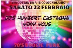 Apericena con dj Set anni 70/80 al Melody Bar - Bergamo