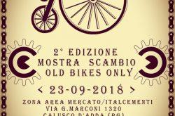 OLD BIKES ONLY BERGAMO - Calusco d'adda