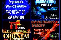 """""""The Night of Via Fantoni"""" - Castione della Presolana"""