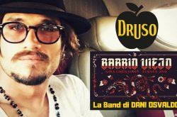 Barrio Viejo Band di Dani Osvaldo al Druso - Ranica