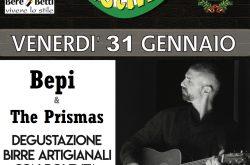 Bepi & The Prismas Concerto Centro sportivo - Almenno San Bartolomeo