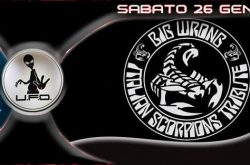 Big Wrong - Italian Scorpions tribute UFO - Mozzo