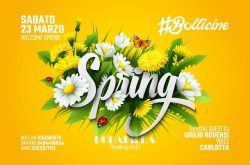 """Bollicine Spring Party"" al Bobadilla Feeling Club - Dalmine"