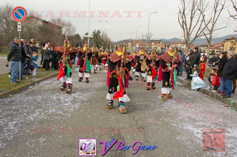 Sfilata Di Carnevale Calusco Dadda Eventi Bergamo