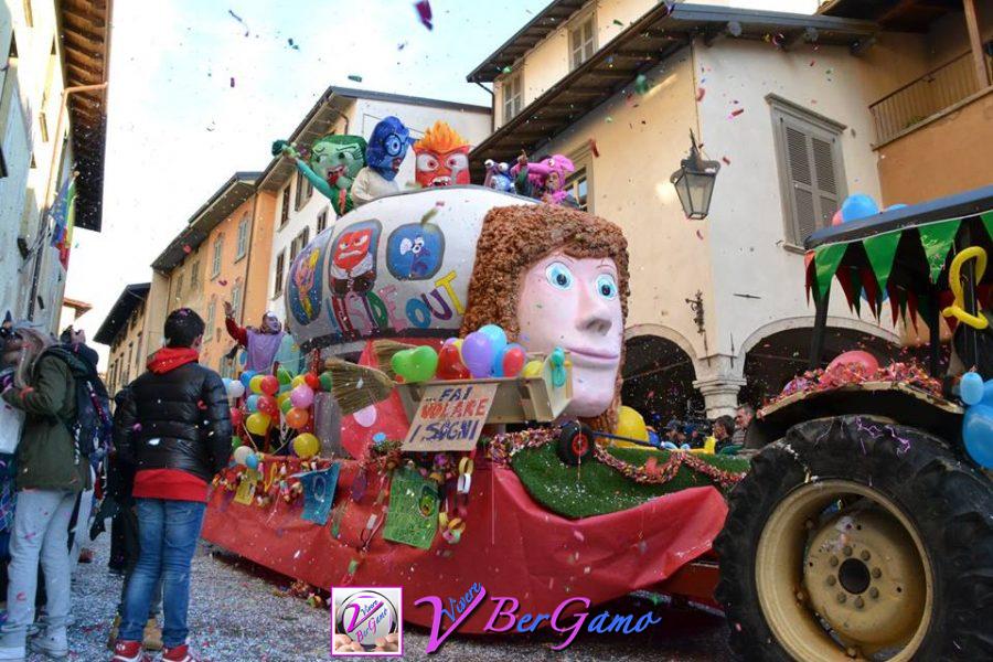 Carnevale Clusonese Clusone Eventi Bergamo