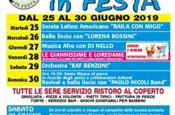 Cazzano in Festa - Cazzano Sant'Andrea