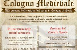 Cologno Medievale - Cologno al Serio