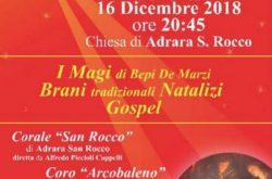 Concerto Gospel - Adrara San Rocco