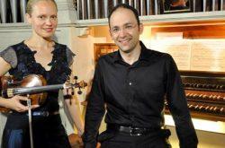 Concerto Violino e Organo - Leffe