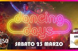 Dancing Days al Druso - Ranica