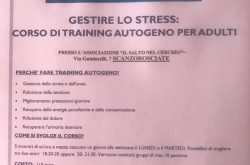 Gestire lo stress - Scanzorosciate