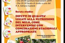 """""""Concimazioni del melo"""" Incontro - San Pellegrino Terme"""