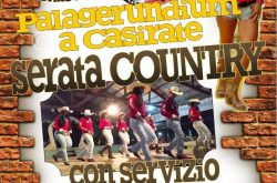 Serata Country & Line Dance alla Festa Alpini - Casirate d'Adda