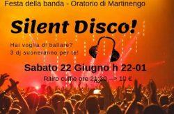 Silent Disco - Martinengo