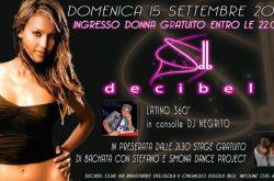 Domenica Latina al Decibel Club - Chignolo d'Isola