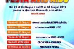Festa Avis Aido - Montello