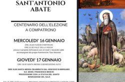 Festa e Fuochi di Sant'Antonio a Orezzo - Gazzaniga