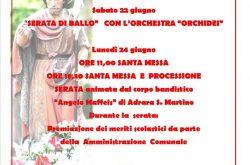 Festa Patronale di San Giovanni Battista - Viadanica